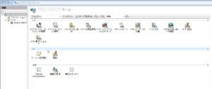 Windows標準FTPサーバーの設定画面