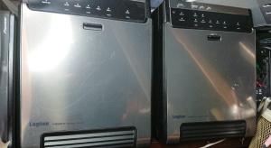 同社の4台収容HDDケース